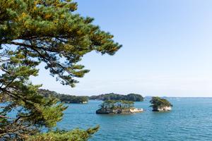 【宮城】松島でじゃらんで口コミ星4.0以上の高評価!人気のホテル10選