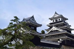 中津城をめぐる旅♥旅好き女子必見の周防灘を望む日本三大水城