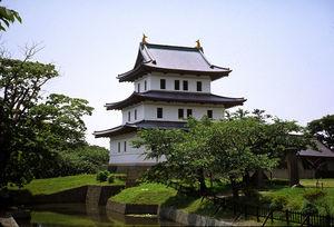 松前城をめぐる旅♥旅好き女子必見の日本で最後の日本式城郭