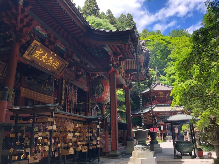 群馬の寺社仏閣おすすめ5選|ご利益や周辺の開運スポットもご紹介!