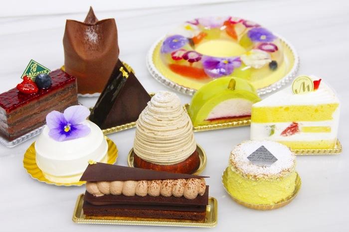 【豊橋】ケーキ屋のイチオシ♪かわいくてオシャレなパティスリー6選