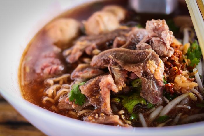グルメ大解放―台湾の牛肉麺を再現したカップ麺「滿漢大餐」はこうやって食べる!