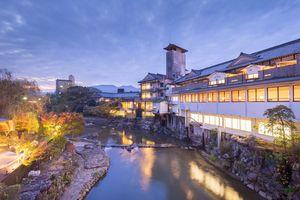 和多屋別荘で非日常を味わう。佐賀県・嬉野温泉のぜいたくなお宿