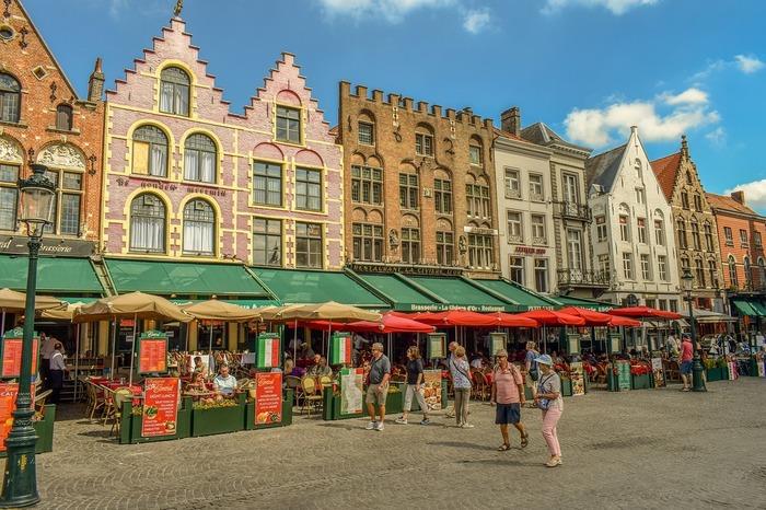 【ベルギー】北海の幸と伝統のレシピを堪能!ブルージュの名物料理&おすすめレストラン4選
