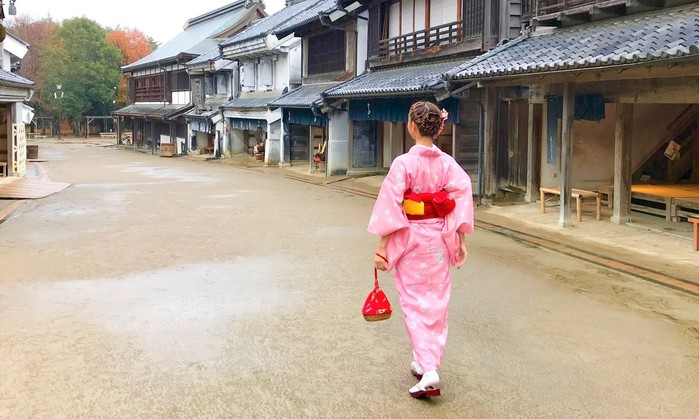 【千葉県栄町】江戸時代の衣装で本格コスプレ♪CMロケ地を巡り歴史の世界へタイムスリップ!ドラムの里「コスプレの館」