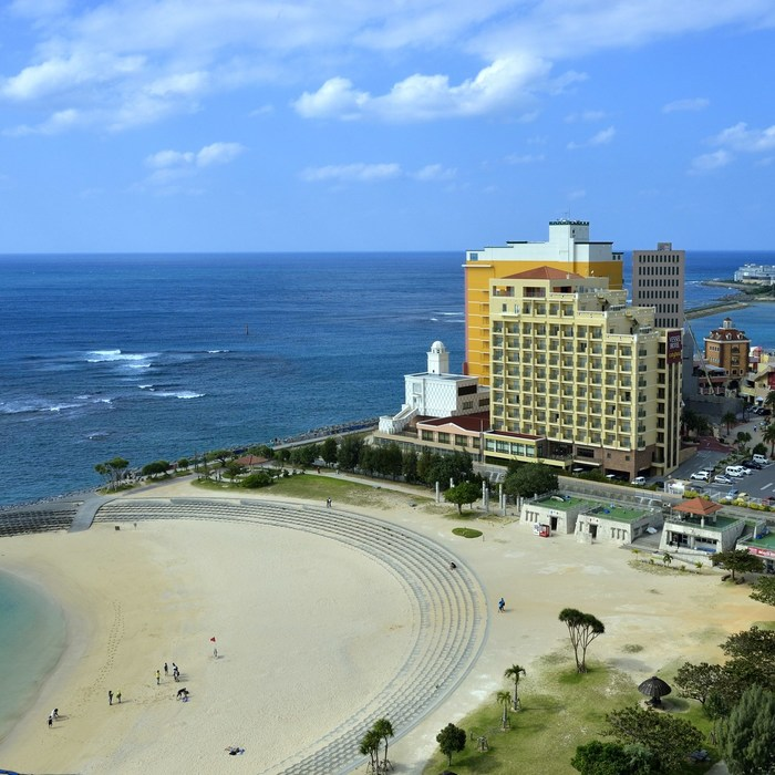 【沖縄】北谷でビーチホテルに泊まるならココ!おすすめのビーチホテルを紹介!