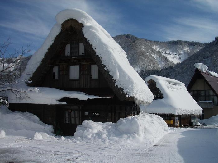 【富山】豪雪地域の世界遺産、合掌造りの里・五箇山周辺のおすすめ観光地7選
