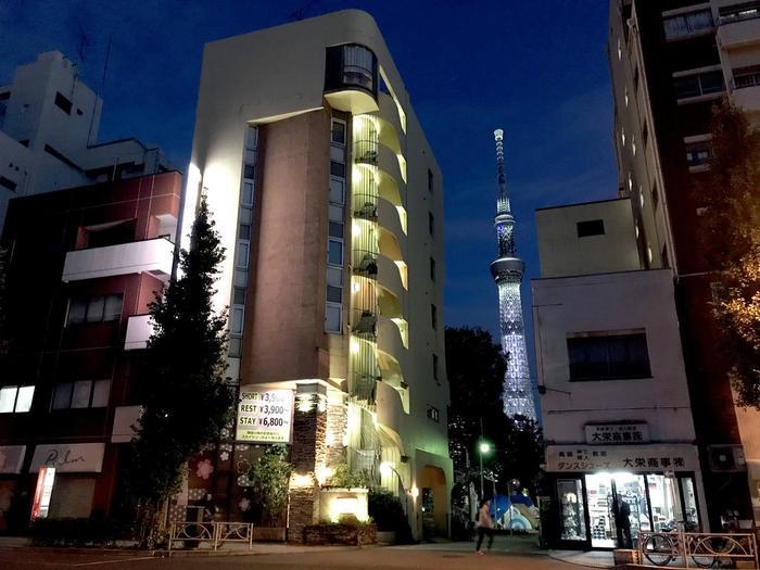 上野・鶯谷・浅草で迷ったらココ!人気のラブホテル8選をご紹介