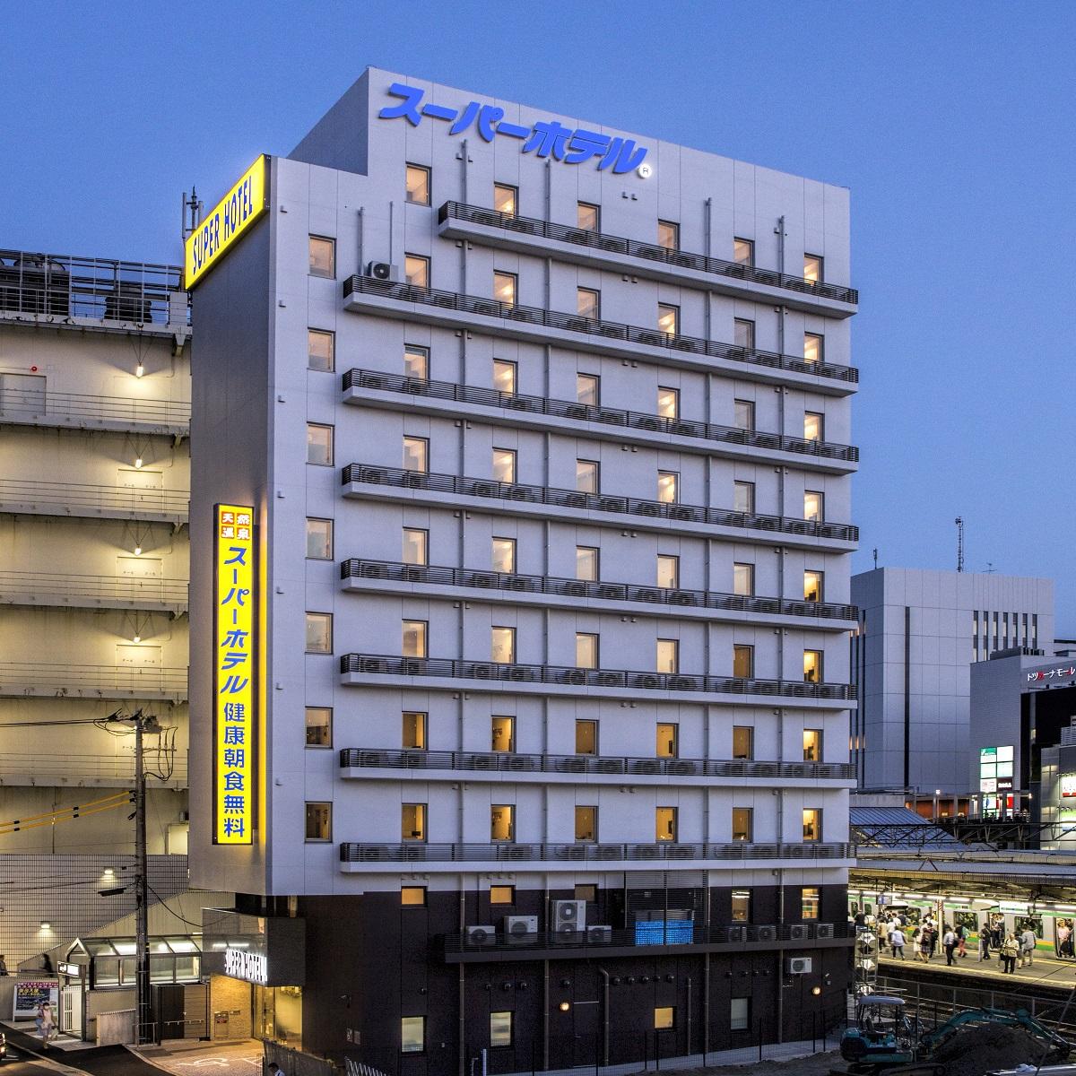 ホテル イン スーパー チェック