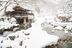 【長野】湯田中で宿泊したいおすすめの旅館10選!気軽に泊まれるリーズナブルな宿から高級旅館まで