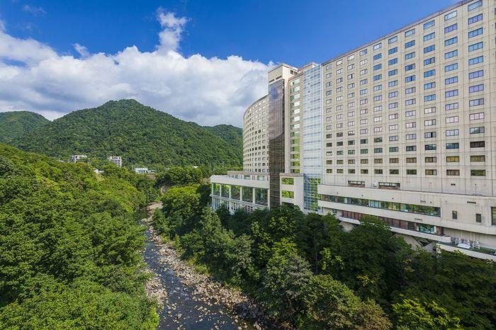 定山渓で子連れにおすすめのホテル3選!ファミリーに人気の宿