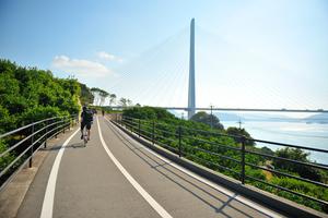 【広島】尾道の注目スポット ONOMICHI U2の魅力!自転車のメンテナンスも可能