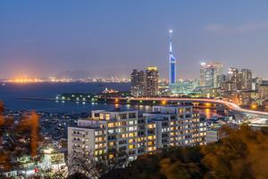 ランキング上位の福岡のホテル!予算内でより良いホテル選びを