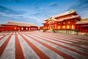 【沖縄】首里城跡の御庭(うなー)とは?何のためあるのか歴史を紐解こう!