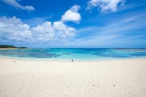 【沖縄】ウミガメと泳げる阿真(あま)ビーチの魅力とは!?穴場の海を楽しみたい人におすすめ!