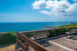 【沖縄】万国津梁館を観光スポットとしておすすめしたい理由!絶景のあるカフェテラス