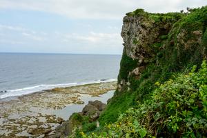 【沖縄】ギーザバンタは穴場の絶景スポット!沖縄戦の地で美しい景色に平和を願う