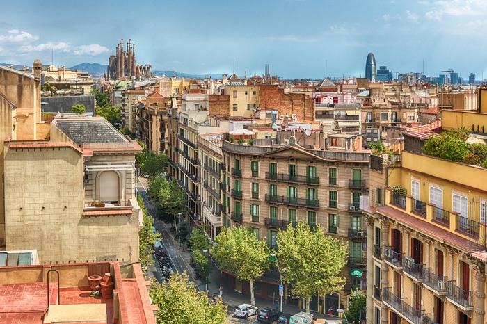 【スペイン】アシャンプラ地区でおすすめの観光スポット12選!世界遺産を巡ろう