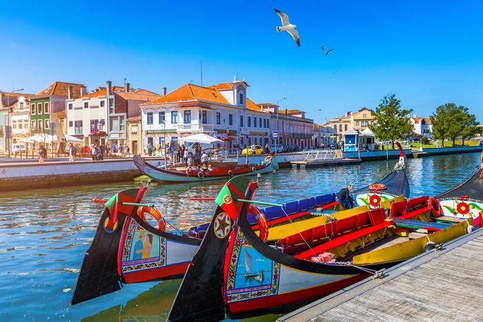 【ポルトガル】アヴェイロでおすすめの観光スポット9選!ポルトガルを満喫!