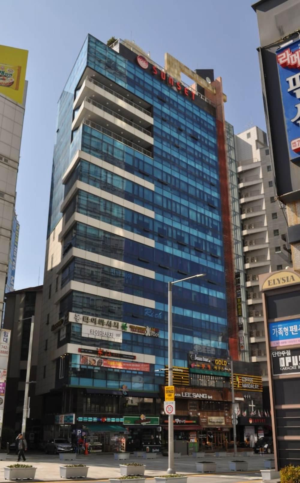 釜山 ホテル おすすめ