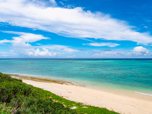 【沖縄】池間島にあるおすすめビーチ!「お浜」とは?