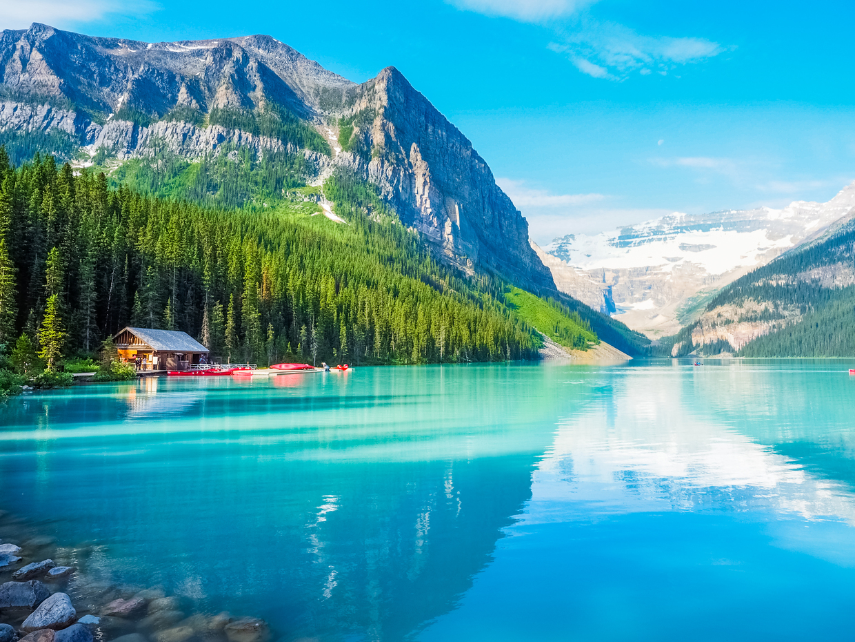 【カナダ】レイクルイーズの観光スポットおすすめ7選!充実した旅行を!