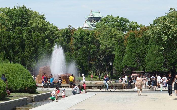 大阪城観光のための徹底ガイド:見学ルートからアクセスまで