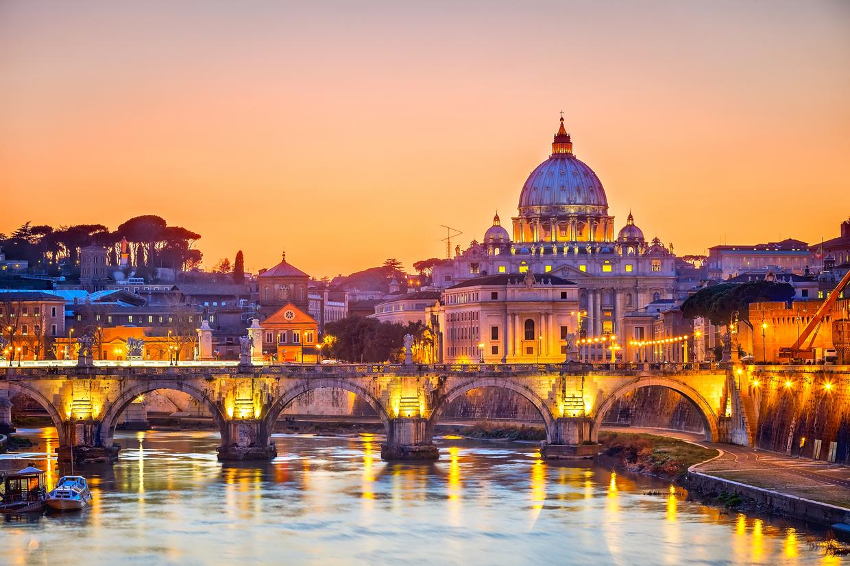 【イタリア】ローマのサンタンジェロ城を徹底解説!見どころや予約についても紹介!