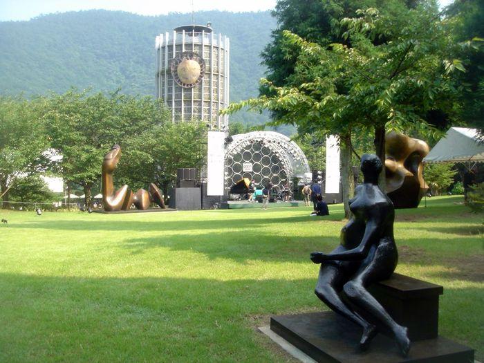 箱根彫刻の森美術館を2倍楽しめる利用ガイド