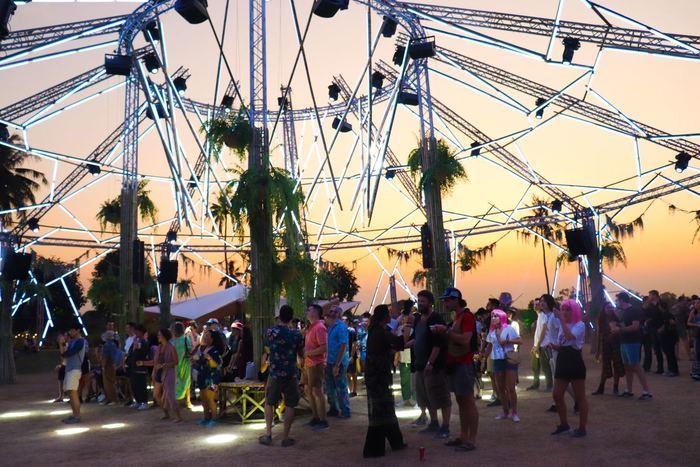 【タイ】パタヤの最先端野外音楽フェス「Wonderfruit Festival(ワンダーフルーツ・フェスティバル)」