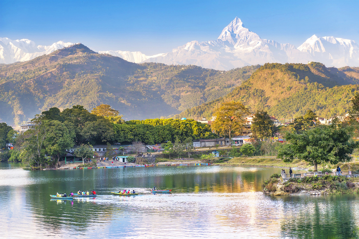 """【ネパール】""""ポカラ""""で使えるレンタルWi-Fiを比較検索 旅行や出張で大活躍"""