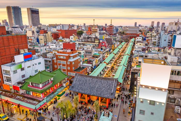 浅草観光でおすすめ観光地25選:東京・名所スポットを徹底紹介