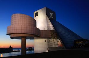 【アメリカ】クリーブランド「ロックの殿堂」を満喫しよう!アメリカ最大のロックンロール博物館