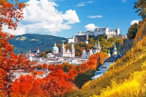 オーストリアでおすすめの観光スポット|世界遺産と音楽の溢れる国