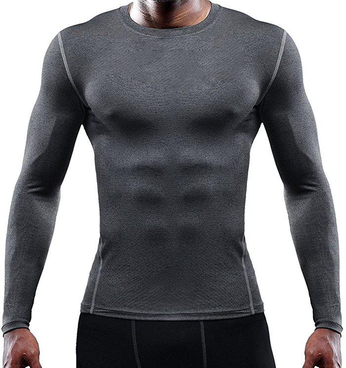 おすすめの長袖加圧シャツ*人気ランキング15選