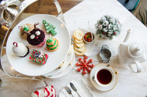【東京】クリスマススイーツビュッフェ・アフタヌーンティー10選|季節限定の可愛いスイーツが堪能できる人気店はこちら